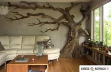 drzewo w pokoju super
