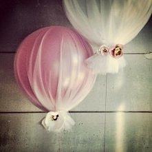 nie lubię dekoracji z balon...