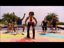 Mel B 10 minutowy trening nóg, to coś od czego w końcu nogi mi się kształtują tak jak chce!