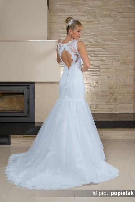 Wedding Dress 2014 Delfin Suknia ślubna 2014 Delfin Myszków Na