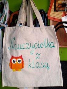 torba zakupowa - na prezent.