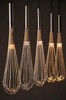 czadowy sposób na oświetlenie kuchni :)