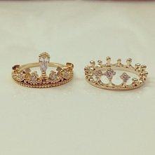 tiara rings.