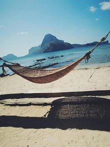 Słodkie leniuchowanie na słoneczku. Cisza, fale i ocean <3