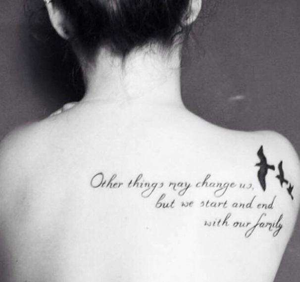 Gdzie Najbardziej Podobają Się Wam Tatuaże Osobiście Mam