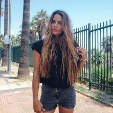 Long summer hair