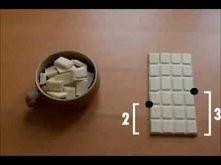 Schokolade zerkleinern [Matrix Glitch]