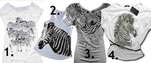 która bluzka wam się podoba?