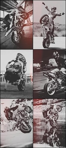 stunt :)