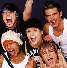 To był zespół uwielbiałam ich ;) Chris, Richie, Jay, Mikel Izzy !;D