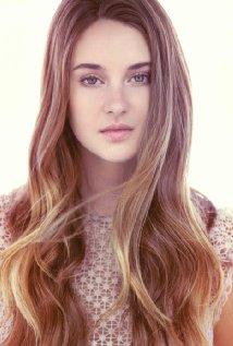 Cudowna Shailene Woodley