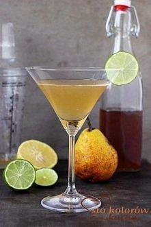 drink gruszkowy