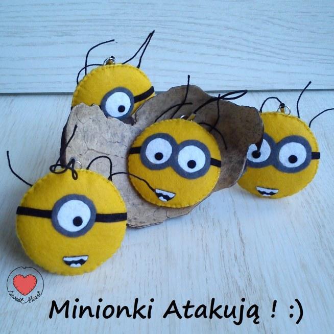 Lubicie minionki ? :) Zapraszam na mojego bloga
