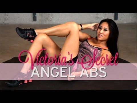 How to Get Abs Like a Victoria's Secret Angel Model