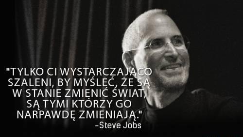 steve jobs cytaty Steve Jobs na Cytaty, napisy   Zszywka.pl steve jobs cytaty