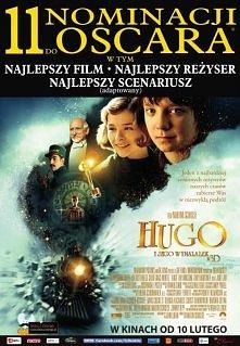 Hugo i jego wynalazek(2011)