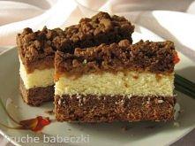 Ciasto kakaowo - kokosowe z...
