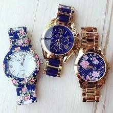 zegareczki ...