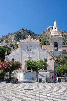 Taormina, Sycylia, Włochy