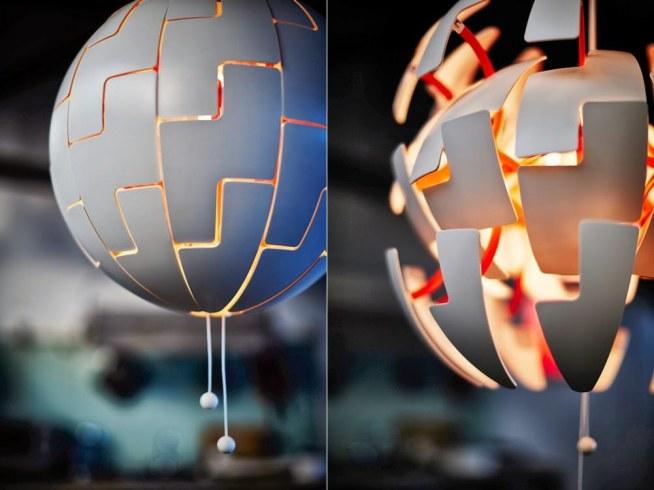 Lampa IKEA PS 2014