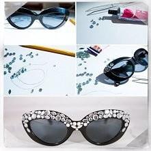 Mam nadzieję ,że ta propozycja  na okulary Diy bardziej przypadnie wam do gus...