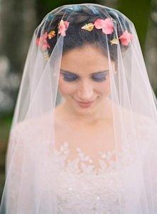 Cudny wianek na wesele <3