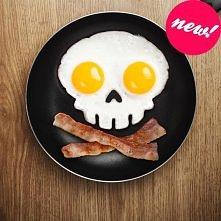 Foremka do jajek,czaszka
