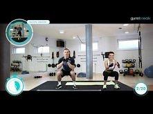 GYM BREAK - 10 min Leg and Butt Workout by Szymon Gaś & Katarzyna Kępka