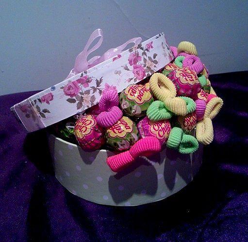 prezent dla młodszej siostry:)