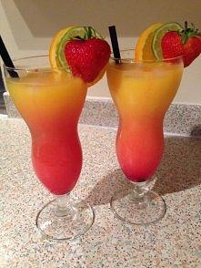 sobotnie drinki :)