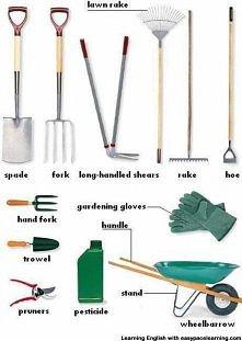 Angielski dla ogrodników :)