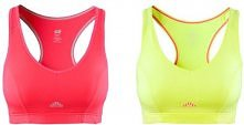 4. Bluzka do biegania tak zwany TOP.  Dla mnie są takie bluzki do biegania najlepsze. Koloru takiego bardziej neonowego :)