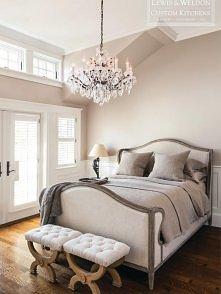 sypialnia w stylu francuksim