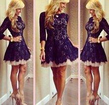 Śliczna sukienka <33