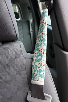 pasy w samochodzie już nie muszą być nudne :)