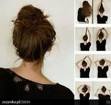 fryzurka nizła :)