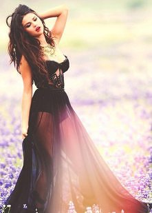 Selena ;)śliczna :)