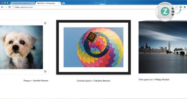 """Dodawaj ulubione obrazki z sieci jednym kliknięciem!  Przycisk Z pozwoli Ci w łatwy i szybki sposób dodawać to, co interesuje Cię najbardziej. Wystarczy jedno kliknięcie, a Twoje inspiracje znajdą się na ZSZYWCE.  Zainstaluj przycisk Z do Google Chrome i ciesz się nową funkcjonalnością na ZSZYWCE!  Nie zwlekaj, wypróbuj nowe możliwości już teraz i dodawaj zdjęcia na 3 sposoby: - Kliknij Z przy pasku adresu i dodaj interesujące Ciebie zdjęcie. - Wybierz obrazek, który chcesz przypiąć, kliknij na niego prawym klawiszem myszy i """"Dodaj na ZSZYWKĘ"""". - Najedź kursorem na dowolne zdjęcie, w prawym górnym rogu pojawi się przycisk Z, kliknij i dodaj.  Klikaj w zszywkę, żeby zainstalować przycisk Z >>>>"""