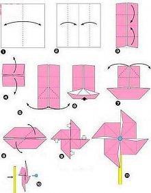 wiatraczek DIY :3