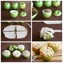 szarlotka w jablku :DD
