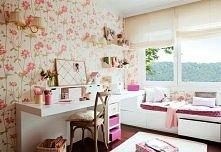 Ładnie urządzone pomieszcze...