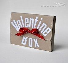 pudełko Walentynkowe