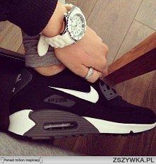 Nike i zegarek ! <3