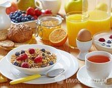 Macie jakieś pomysły na śniadanie ? :D