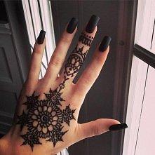 Piękny tatuaż