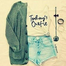 today's outfit : D