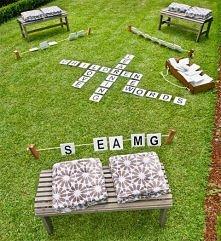 Zabawy w ogrodzie #2