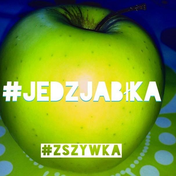 Dołączacie do akcji #jedzjabłka ???