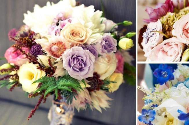 The most durable flowers for wedding bouquets - Najbardziej trwałe kwiaty do bukietów ślubnych