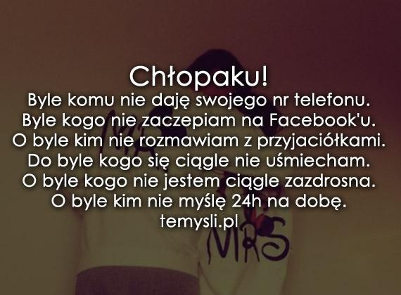 Chłopaku Na Opisy Zszywkapl
